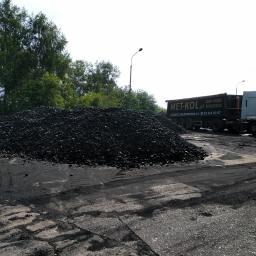 Skład węgla Czeladź 1