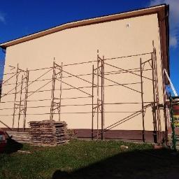 Usługi ogólno budowlane - Ocieplanie Pianką PUR Miastko