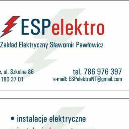 ESPELEKTRO SŁAWOMIR PAWŁOWICZ UL szkolna 86 64-305 BOLEWICE - Alarmy Nowy Tomyśl