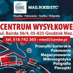 szczęsny logistyka - Wirtualne biuro Grodzisk Mazowiecki