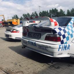 Porschaft Motorsport, Mechanika Pojazdowa, Lakierowanie Proszkowe, blacharstwo, piaskowanie - Wymiana olejów i płynów Góra Kalwaria