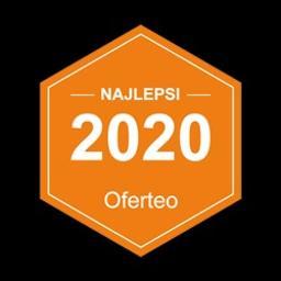 Miło nam poinformować, że otrzymaliśmy nagrodę Najlepsi 2020 za znakomite opinie od naszych Klientów. Dziękujemy za uznanie i zachęcamy do przeczytania, co Klienci napisali w Oferteo.pl: https://www.oferteo.pl/pisma-wnioski-podania-firmy/wroclaw#Najlepsi