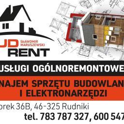 Bud-Rent Wynajem sprzętu budowlanego i elektronarzędzi - Firma Ociepleniowa Rudniki