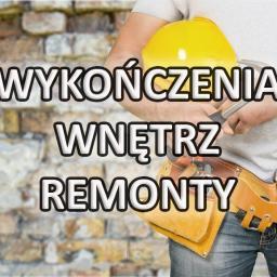 Usługi Remontowo-Budowlane / Remonty / Wykończenia / Łazienki / Płytki - Płytkarz Sucha Beskidzka