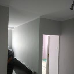 Szpachelka po ścianie - Wykańczanie Mieszkań Koszalin