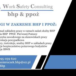 Work Safety Consulting - Szkolenia BHP Czempiń