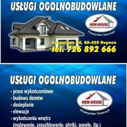 NEW HOUSE - Remonty mieszkań Rogowo