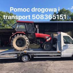 Radosław - Transport busem Giżycko