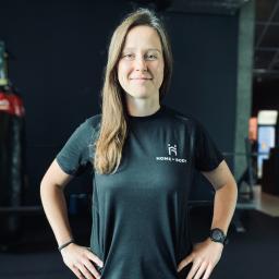 Karolina Dorawska- trener personalny - Sporty drużynowe, treningi Poznań