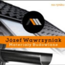 Firma Usługowo-Handlowa Józef Wawrzyniak Pokrycia Dachowe i Materiały Budowlane - Pokrycia dachowe Konin