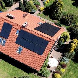 Optymalizowana instalacja fotowoltaiczna w Krakowie na panelach Bruk-Bet Solar oraz falowniku SolarEdge