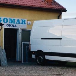 GOMAR Producent Okien i Drzwi PCV - Sprzedaż Okien PCV Rypin