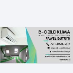 B-COLD KLIMA PAWEL BUTRYN - Klimatyzacja Radzymin