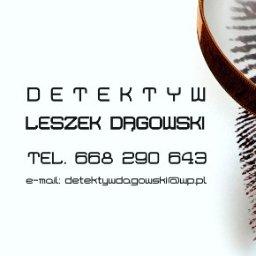 Detektyw Leszek Dągowski - Detektyw Elbląg