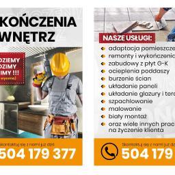 Firma Remontowa WojDuch - Zabudowa balkonu Okocim