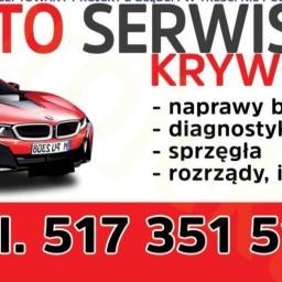 Auto Serwis Krywult - Bielsko - Przeglądy i diagnostyka pojazdów Bielsko-Biała
