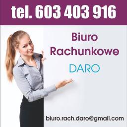 Biuro Rachunkowe DARO - Rozliczanie Firmy Kalisz