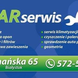 CarserwisMAX - Opony i felgi Białystok