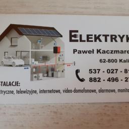 Paweł Kaczmarek - Oświetlenie Łazienki Kalisz