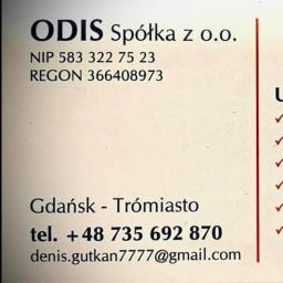 ODIS - Firma remontowa Gdańsk