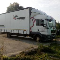 DOMAN DARIUSZ - Transport ciężarowy krajowy BYTOM