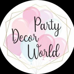 Party Decor World - Balony z helem Olkusz