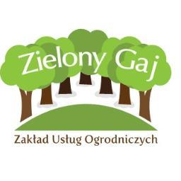 """Zakład Usług Ogrodniczych """"Zielony Gaj"""" Łukasz Zieliński - Roboty ziemne Włocławek"""