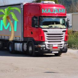 MAJAMI - Transport międzynarodowy Pacyna