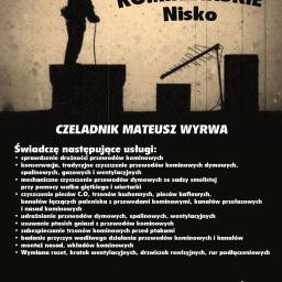 Usługi Kominiarskie Nisko - Kominki Nisko