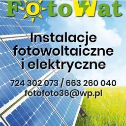 FotoWat Fotowaltaika - Instalacje Solarne Opoczno