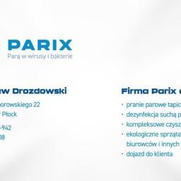 PARIX - Sprzątanie biur Mały Płock