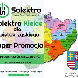 SOLEKTRO KIELCE - Montaż Kolektorów Słonecznych Kielce