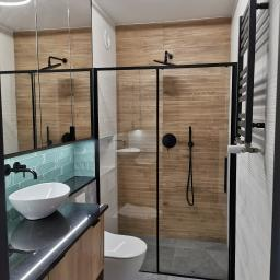 Remont łazienki przy współpracy z architektem