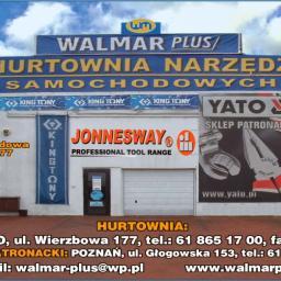 Walmar Plus Marek Walenciak - Narzędzia i warsztat Poznań-Przeźmierowo