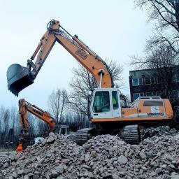 Wyburzenia Katowice