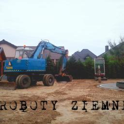 Usługi budowlane Buczkowski - Układanie kostki granitowej Kluczbork