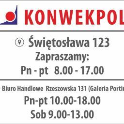 Firma Handlowo Usługowa Konwekpol Janusz Podgórski - Drzwi Wewnętrzne Dębica