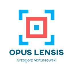 Opus Lensis Grzegorz Matuszewski - Wykonanie Sesji Zdjęciowych Legionowo