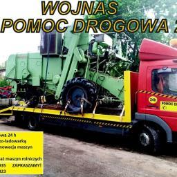 WOJNAS Joanna Wojsław - Firma transportowa Szczuczyn