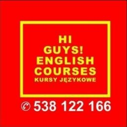 HI GUYS KURSY J臉ZYKOWE - E-learning Wolsztyn