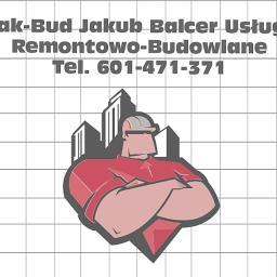 Usługi Remontowo-Budowlane JAK-BUD JAKUB BALCER - Montaż drzwi Pleszew