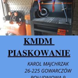 KMDM Piaskowanie - Piaskowanie Felg Aluminiowych Kielce