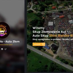 zlomowanie.info - Złomowisko - SKUP & ZŁOMOWANIE - Wypożyczalnia samochodów Bielsko-Biała