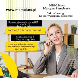 MKM Biuro Martyna Zamelczyk - Sprawozdania Finansowe Jutrosin
