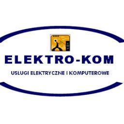 ELEKTRO-KOM Usługi elektryczne i komputerowe - Wykonanie Instalacji Elektrycznych Warszawa