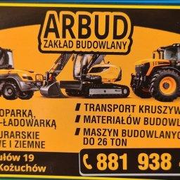 """Zakład budowlany """"ARBUD"""" - Montaż Rolet Kożuchów"""