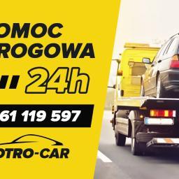 PIOTRO-CAR AUTOODNOWA - Firma transportowa Bedlno