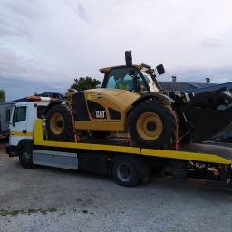 GRZEŚ-POL - Firma Transportowa Wysokie Mazowieckie