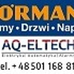 AQ-ELTECH - Bramy garażowe Maków Mazowiecki