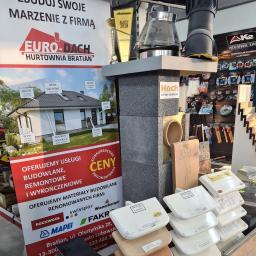 Euro dach Bmc Sp zoo Sp.k. - Skład drewna Nowe Miasto Lubawskie